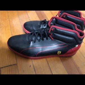 Puma Ferrari shoes
